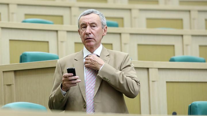 Сенатор Климов: Совет Федерации опубликует данные о вмешательстве США в октябре