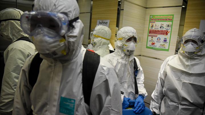 Врач описал последние минуты умирающих от коронавируса