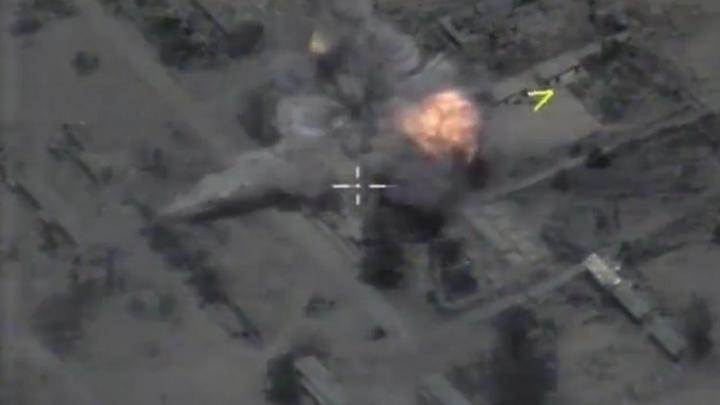 Тегеран представит доказательства помощи США террористам ИГИЛ