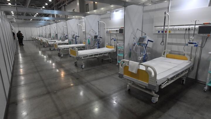 Главврач РОКБ назвал нынешние условия работы в ковид-госпитале почти бесчеловечными