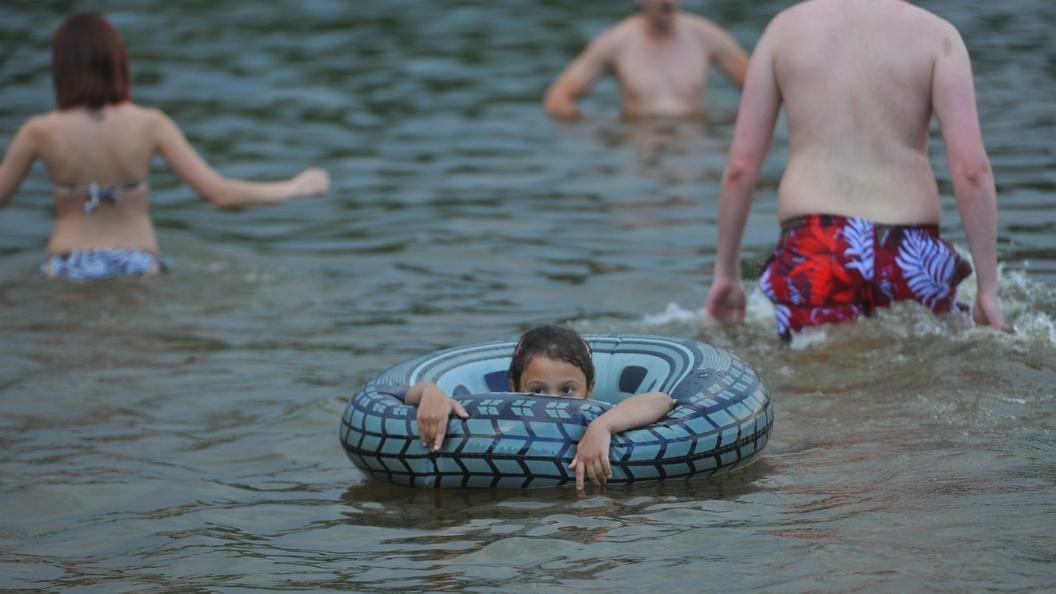 Роспотребнадзор отыскал в столице России восемь пригодных для купания зон