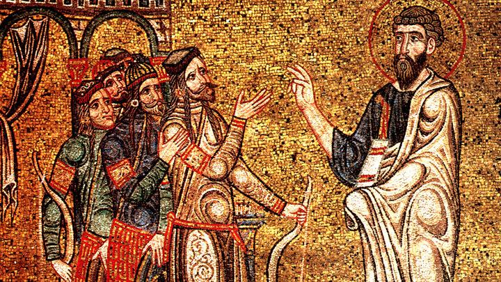 Апостол Варфоломей. Православный календарь на 24 июня