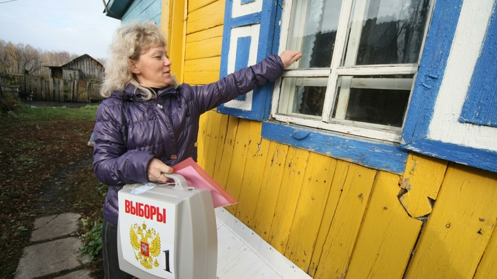 Более 150 тысяч нижегородцев проголосовали без посещения избирательных участков