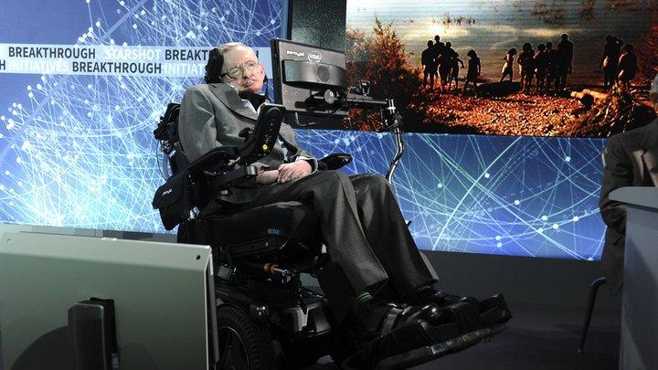 Хокинг предсказал, какой будет первая встреча человечества с пришельцами