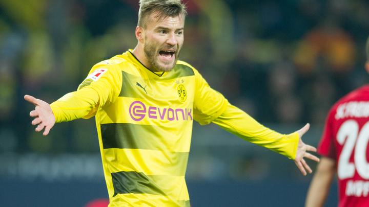 Дортмундская Боруссия планирует продать украинского футболиста