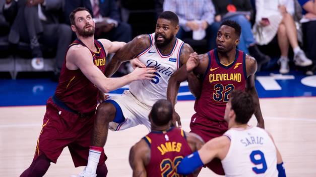 Форвард Кливленда прибыл на финальный матч НБА в джерси Овечкина