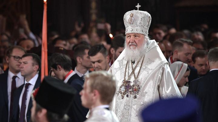 «Духовное единство Святой Руси разорвать невозможно»: Патриарх Кирилл преподал исторический урок украинским раскольникам