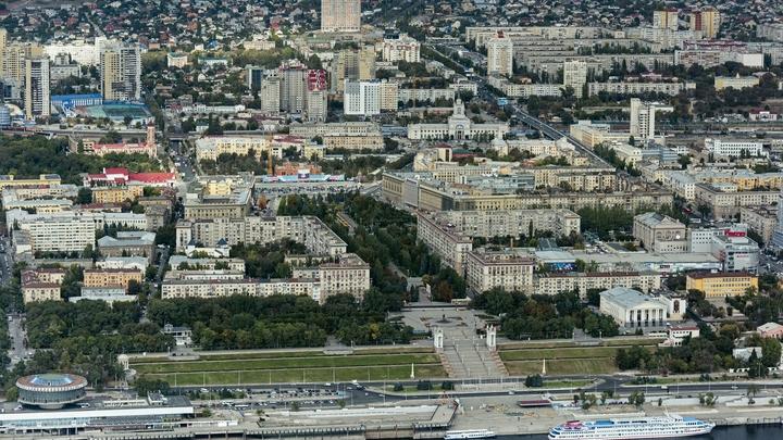 Потоп в Волгограде: Пострадал даже новый стадион ЧМ-2018