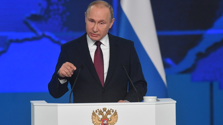 Путин о властях Украины: То, что они творят, иногда просто вызывает оторопь