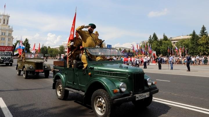 Парад Победы 9 мая 2021 года в Кемерове: где и как будет проходить