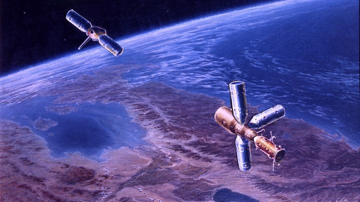 Ставка на две системы: Военный эксперт объяснил, почему Америка не сможет отомстить за С-400 через спутники