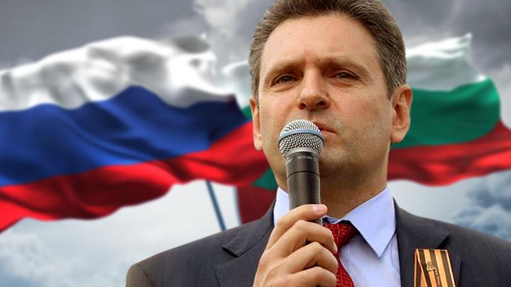 Леонид Решетников: «Задержание Николая Малинова — часть начавшейся в Болгарии антироссийской кампании»