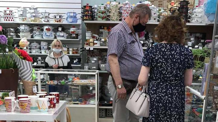 Одного владимирца оштрафовали за отсутствие маски в магазине