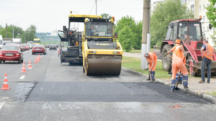 Во Владимире строят первый приподнятый пешеходный переход