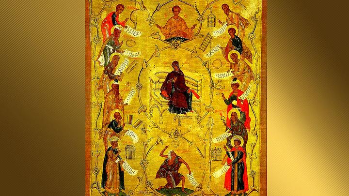 Похвала Пресвятой Богородицы. Православный календарь на 24 марта