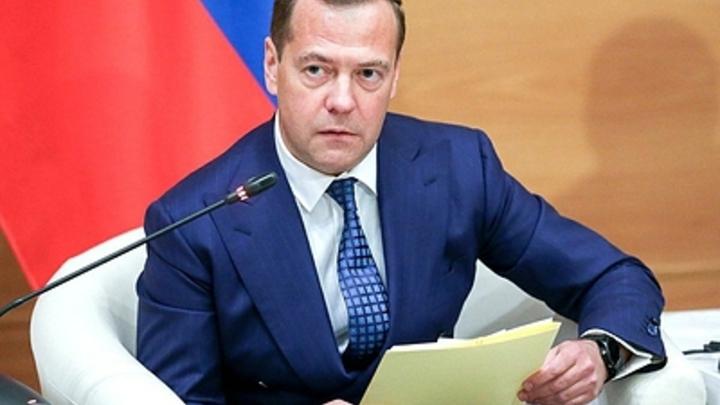 Месяц на подготовку регуляторной гильотины: Медведев поставил жесткие сроки по созданию дорожной карты