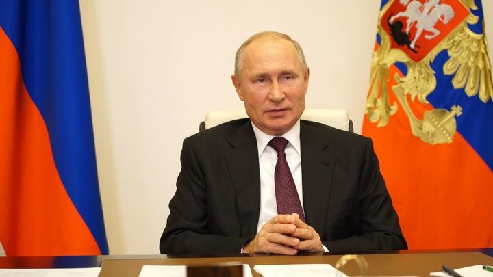 Минобороны России сделало Путину необычный подарок