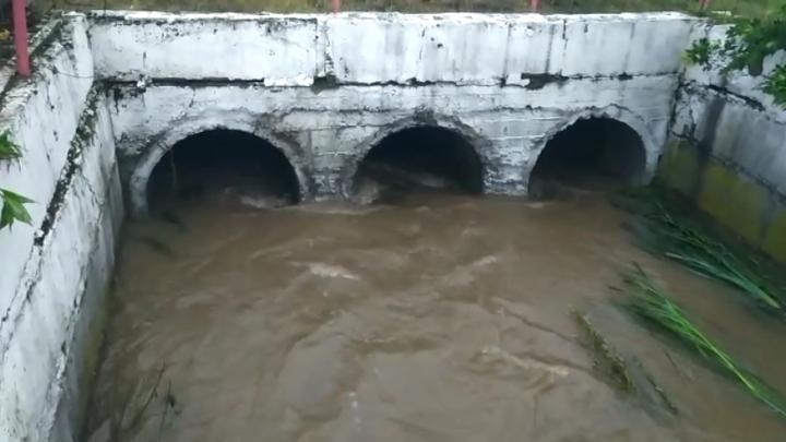 Появились подробности гибели полицейского во время потопа в Сочи 23 июля 2021 года