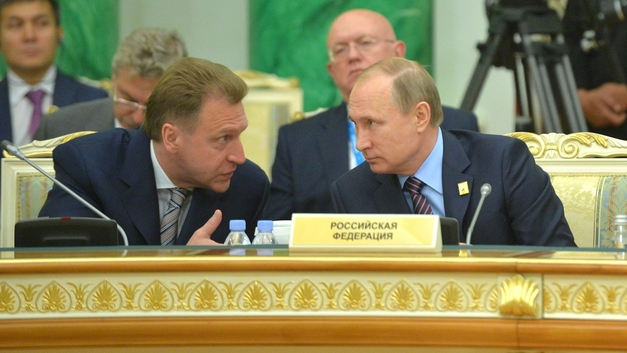 Игорь Шувалов назначен председателем Внешэкономбанка