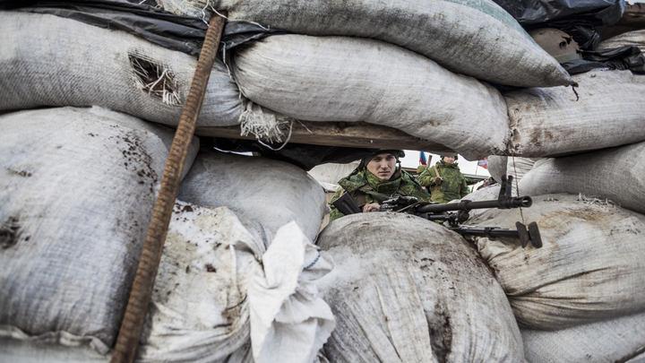 Украина оголила рубежи, солдаты бегут с позиций – разведка ЛНР