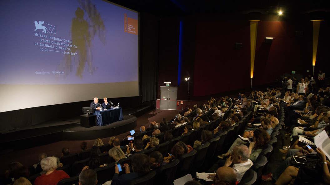 Организаторы Венецианского кинофестиваля представили программу мероприятия