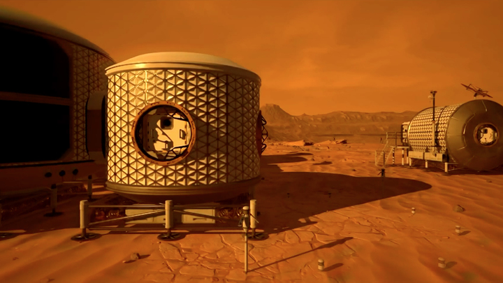 Ученые NASA обнаружили скрытую угрозу в естественных спутниках Марса