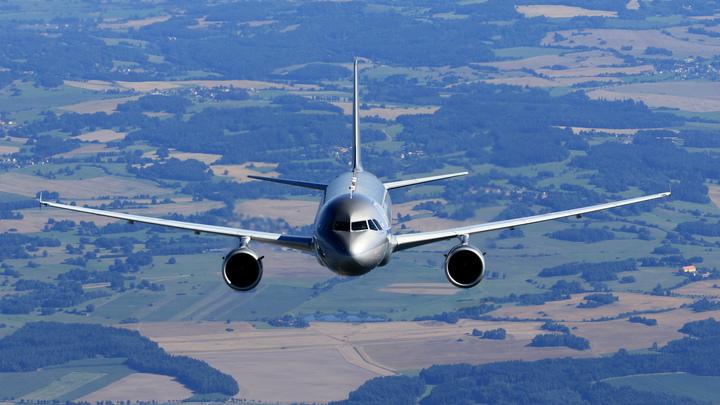 Самолет-разведчик США в юбилейный 15-й раз засекли у западной границы России
