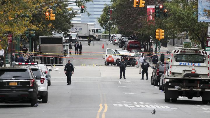 Группировка ИГИЛ взяла на себя ответственность за теракт на Манхэттене