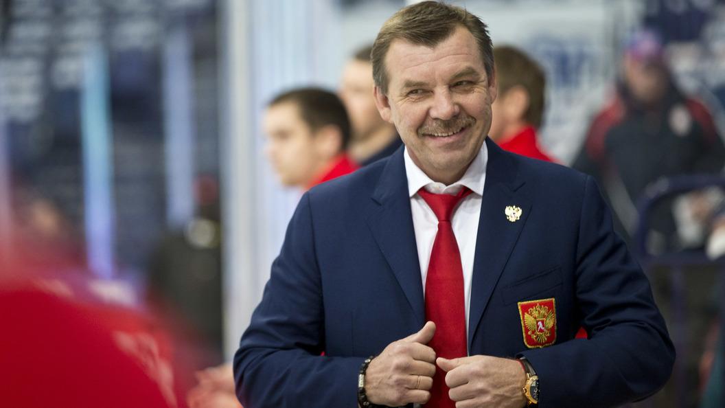 Харийс Витолиньш: Нестоит обговаривать, почему Шипачев несыграет соСловенией