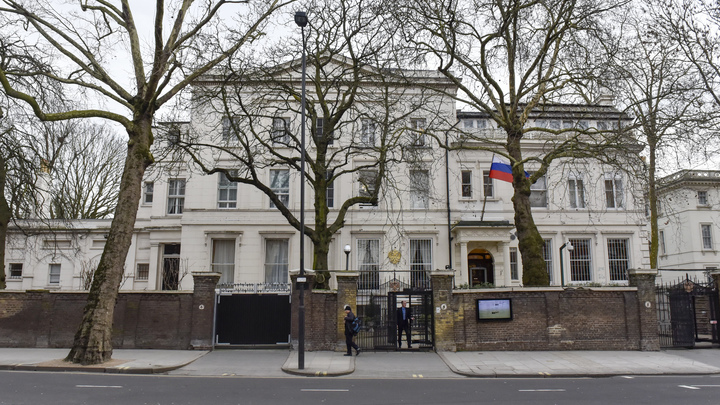 Россия объяснила, чем аукнется высылка российских дипломатов для Британии