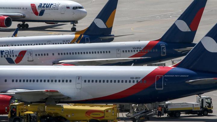 Отказ окончательный: Azur Airне стала регистрировать самолеты в России, забыв о правилах - СМИ