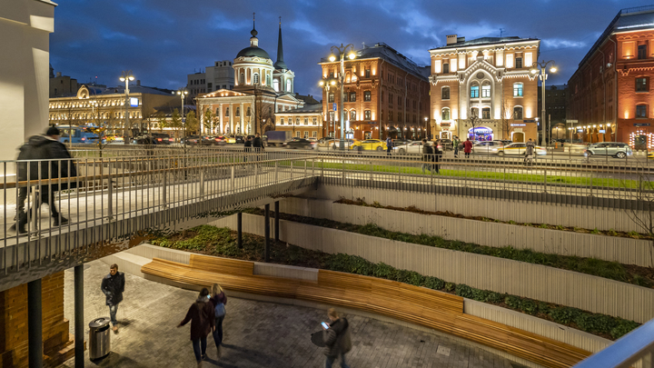 Тема не прекращается: В Мосгордуме назвали справедливое место для памятника Невскому