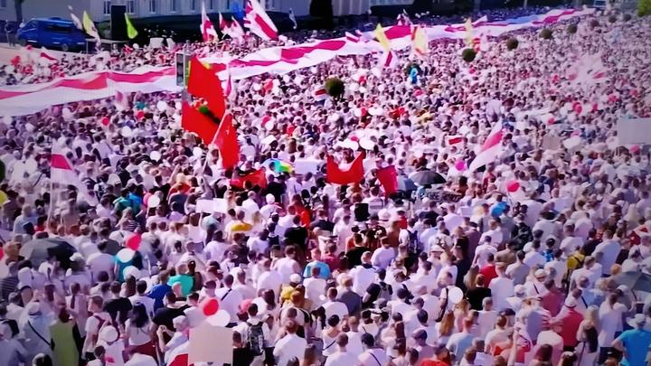Война в Белоруссии уже началась, и дело не в Батьке и Тихановской