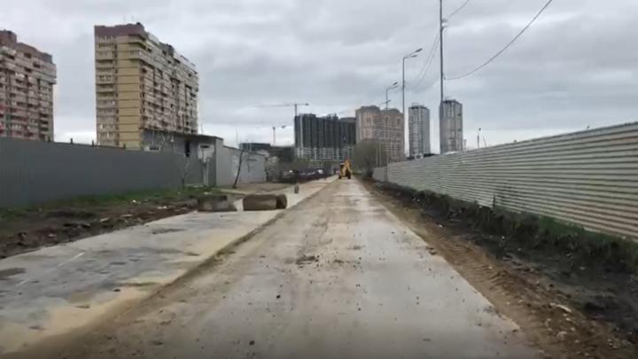 В Краснодаре легковушкам разрешат ездить по Пашковскому перекату с 19 апреля