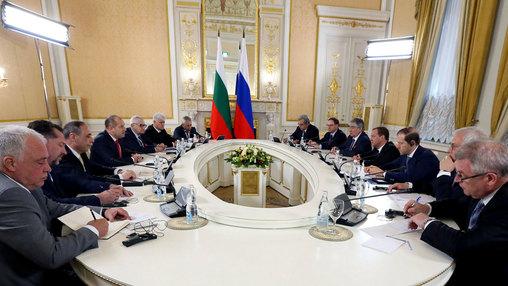 Болгария создаёт иллюзии об отмене санкций и «Южном потоке»