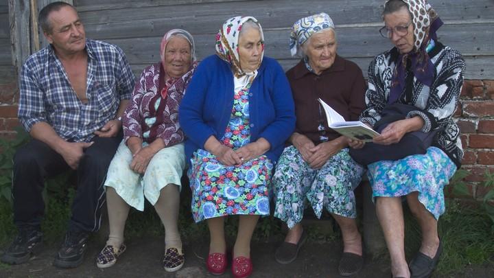 Смерть всем пенсионерам предрёк глава Минздрава Украины и попросил прощения