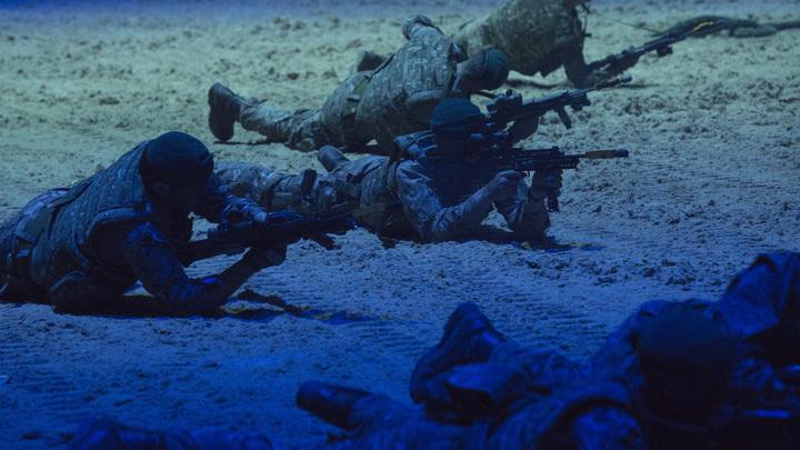 В Сирии британский снайпер погиб из-за халатности бойца спецназа США