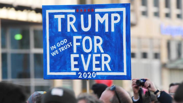 Трамп готов признать поражение на выборах: Но у него есть условие