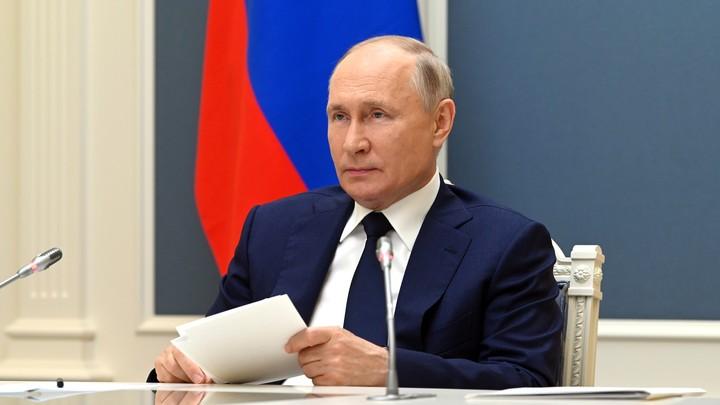 Эксперт погадал на пальцах Путина: Тайна, о которой все молчат