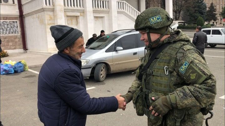 В Карабахе назвали русских гарантами стабильности. Здесь ждут военных баз России