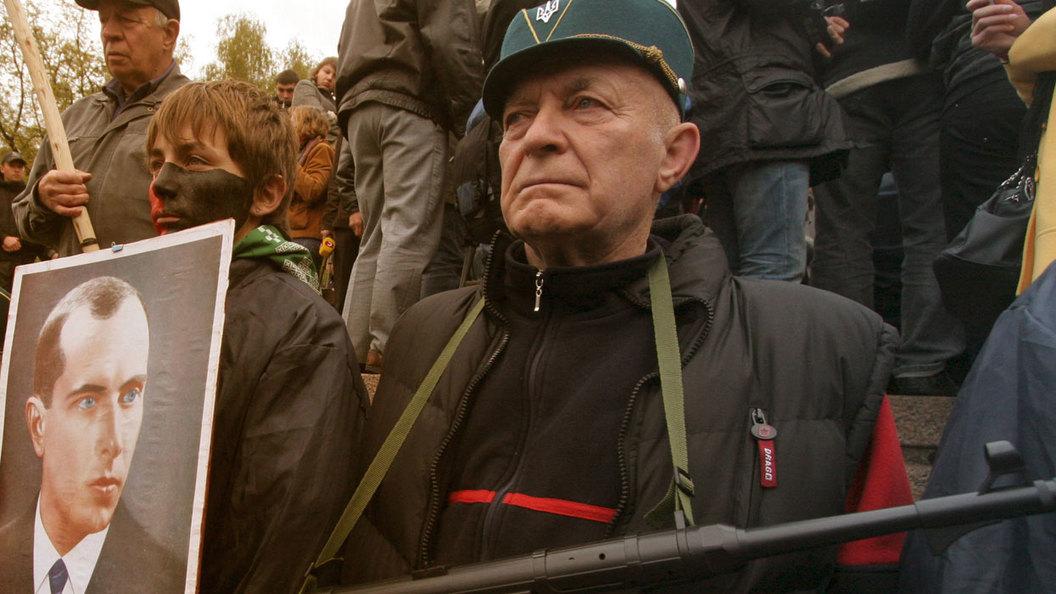 Дело Стекляра: украинские нацисты против ветерана войны