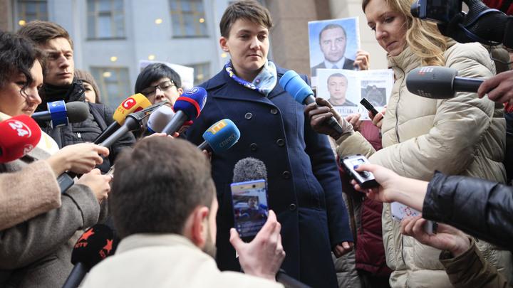 Был миллионером, а с президентского поста ушёл миллиардером: Савченко назвала Порошенко отвратительным