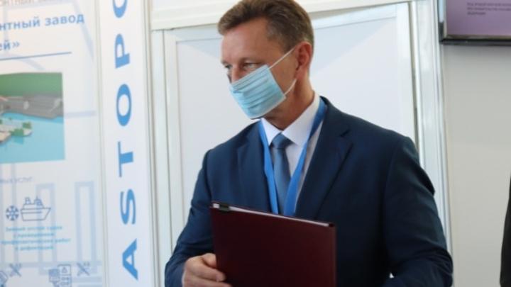 Губернатор Владимир Сипягин объяснил свое решение лечиться в московской частной клинике