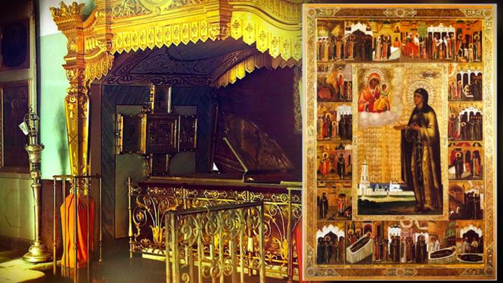 Преподобная Евфросиния Суздальская. Православный календарь на 1 октября