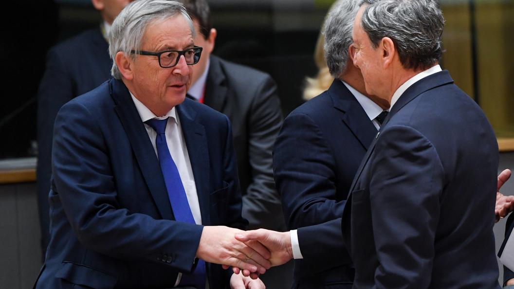 Вот как, вероятно, Марио Драги будет пояснять замедление экономики еврозоны