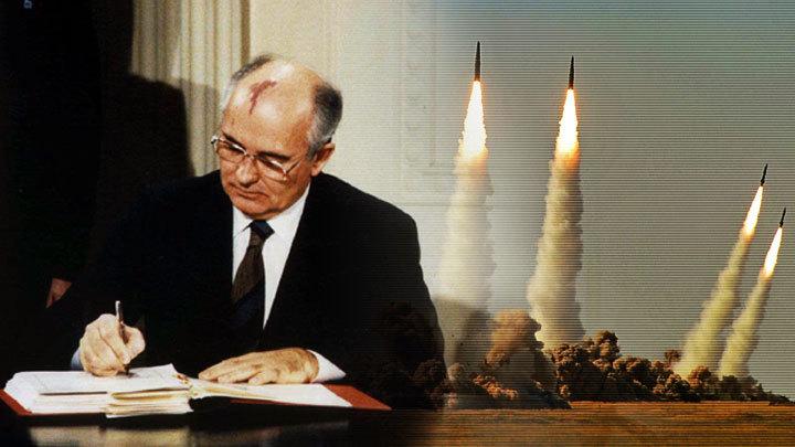 Россия опять вынуждена отвечать за Горбачёва