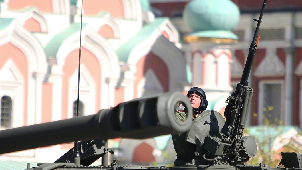 Русская армия получит новые танки Т-90М