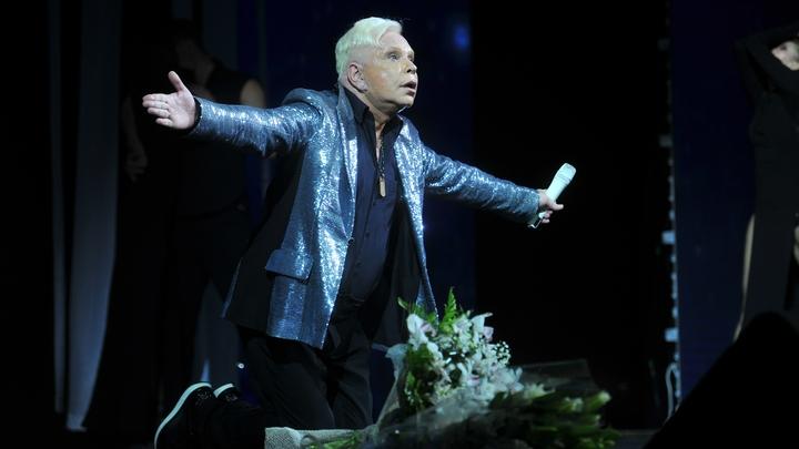 Красиво ушёл: Директор Кремль концерта о том, на что живёт забытый Боря Моисеев