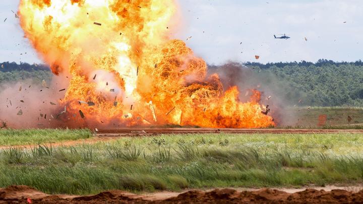 15 спецназовцев пострадали при взрыве на крупнейшей в мире военной базе