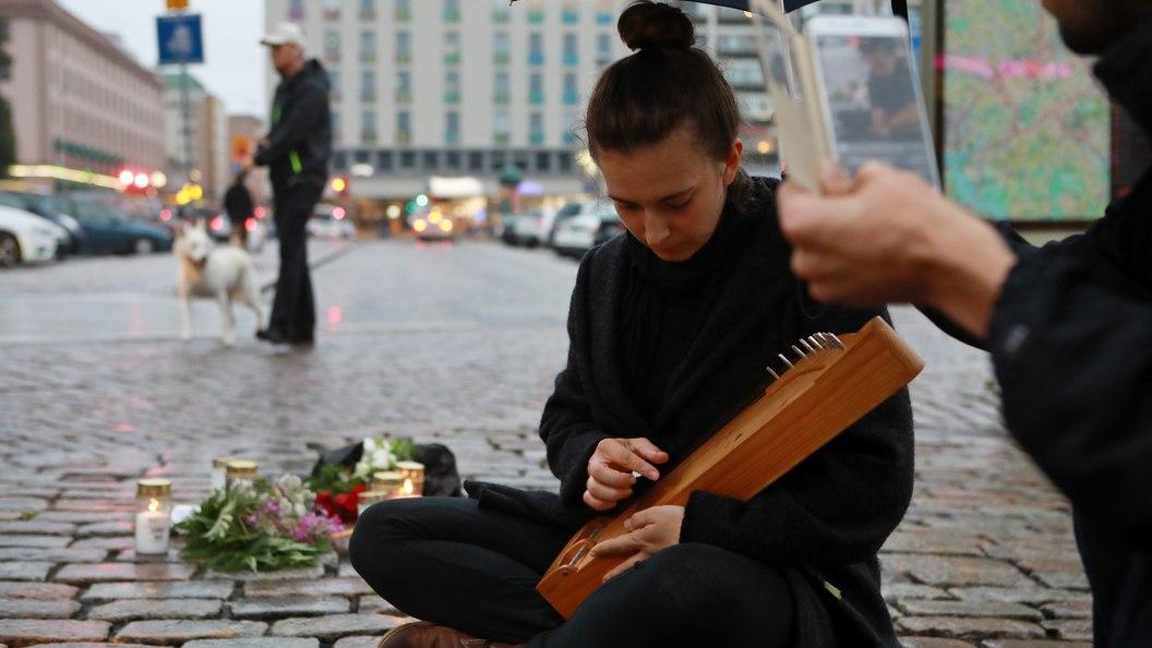 Число пострадавших после нападения в Финляндии выросло до 10